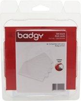 Badgy PVC Cards x100