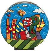 Romero Britto: Happy vaas