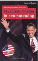 President Obama in een notendop