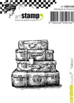 Carabelle Cling Stamp Koffers
