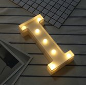 Letter Lamp I