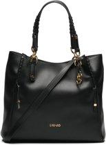 Liu Jo Dames Shopper - Zwart