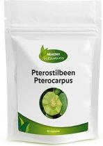 Pterostilbeen Pterocarpus - 25 mg Pterostilbeen per capsule - 60 capsules