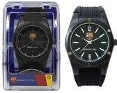 Fc Barcelona horloge analoog black