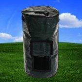 60L Organische afvalcontainer Afvalconvertor Afvalbakken Eco Friendly Compost Storage Garden