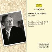 Kempff Plays Mozart - Volume Ii