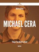 196 Precious Michael Cera Things You Need To Know