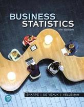 Business Statistics Plus Mylab Statistics with Pearson Etext -- Access Card Package