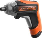 BLACK+DECKER BCF611CK Accu Schroefmachine - 3,6V - Incl. 3 schoefbits