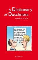 A Dictionary of Dutchness