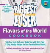 Omslag van 'The Biggest Loser Flavors of the World Cookbook'