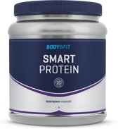 Body & Fit Smart Protein - 1000 gram - Raspberry Yoghurt milkshake - Whey protein / Eiwitshake