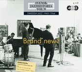 Swedish Jazz History Vol. 9 Brand N