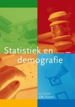 Omslag van 'Statistiek en demografie'