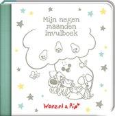 Woezel & Pip - Mijn negen maanden invulboek