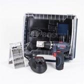 Bosch accuboorschroevendraaier - GSR 10,8V - in i-BOXX - met 1 x 2,0 Ah accu + 25-delige accessoireset