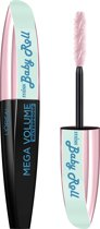 L'Oréal Paris Mega Volume Miss Baby Roll - Black WTP - Mascara