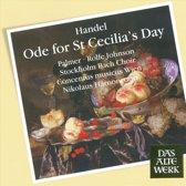 Handel-Ode For St.Cecilia