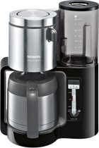 Siemens  AromeSensePlus TC86503 - Koffiezetapparaat - Zwart