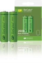 GP AA Oplaadbare Batterijen