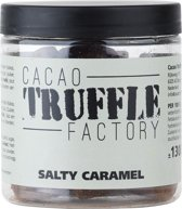 Cacao Truffle Factory Salty Caramel 130g Chocolade Truffels