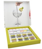 Té Tonic Partybox 24 infusions en 8 Botanicals voor Gin & Tonic