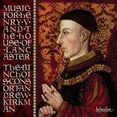 Music For Henry V & The House Of Lancaster