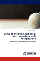 Qsar of Pyrimidinediones & Their Comparison with Rosiglitazone