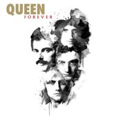 CD cover van Queen Forever van Queen