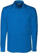 Printer Point Shirt Ocean blue XXL