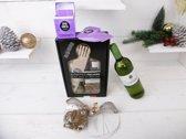 Italiaans kerstbox-spaghetti no 3. + witte wijn (6 stuks)