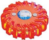 Waarschuwings-disk  16 LED met batterijen