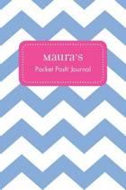 Maura's Pocket Posh Journal, Chevron