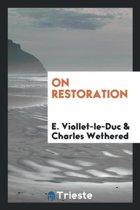 On Restoration