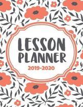 Lesson Planner 2019-2020