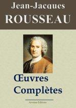 Jean-Jacques Rousseau : Oeuvres complètes