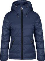Rohnisch Maaz Short jacket Wintersportjas Dames Maat 36 Donkerblauw