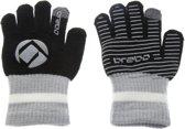 Brabo Wintergloves - Hockeyhandschoen - Junior - Zwart