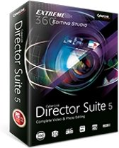 Cyberlink Director Suite 5 1licentie(s) Electronic Software Download (ESD)