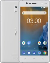 Nokia 3 - 16GB - Wit