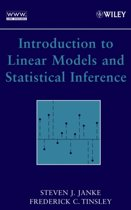 Introduction to Linear Models and Statistical Inference