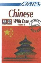 Chinese with Ease, Volume 2 -- Book