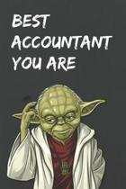 Best Accountant You Are
