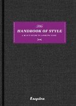 Boek cover Esquire The Handbook of Style van