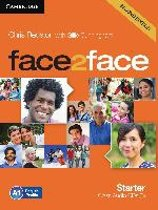 face2face. 3 Class Audio-CDs. Starter - Second Edition