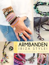 Omslag van 'Armbanden Ibiza style !'