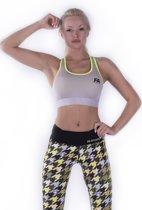 Sporttop Dames Hardy Grijs - Fitness Authority