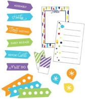 Sparkle and Shine Rainbow Planner Accents Sticker Pack