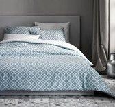De Witte Lietaer dekbedovertrek Azulejos 260x240