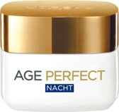 L'Oréal Paris Age Perfect Anti Rimpel- 50 ml - Nachtcrème